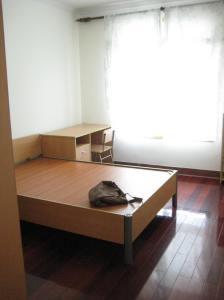 bare bedroom
