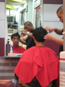 the trims happening :)